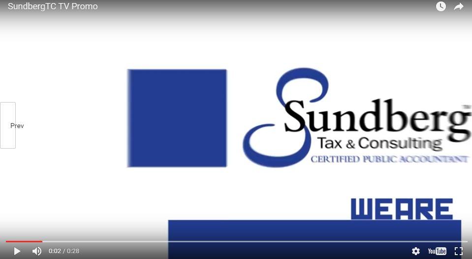 SundbergTC TV Promo